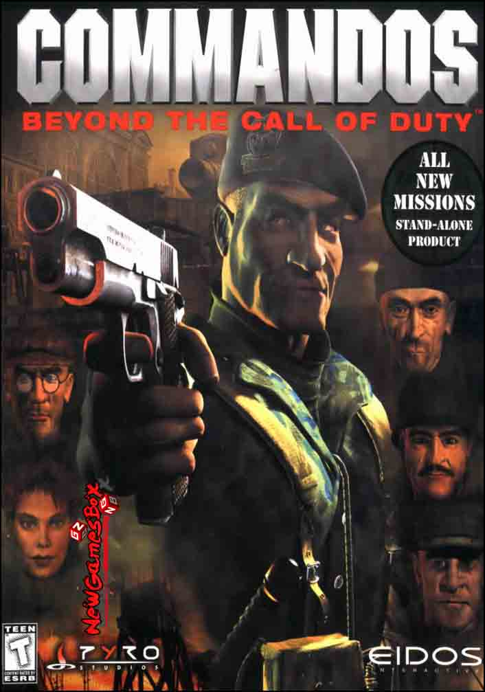 commandos beyond the call of duty full game download