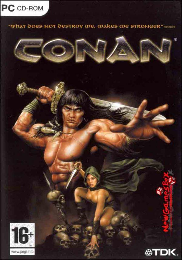 Conan 1 The Dark Axe Free Download