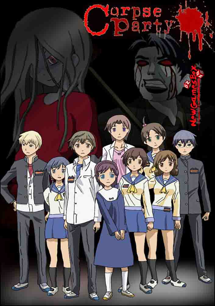 Corpse party review | rpg site.