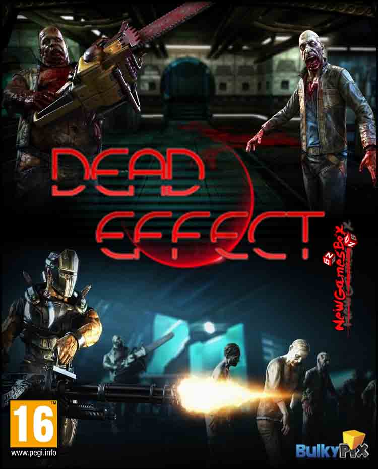 Dead Effect Free Download Full Version PC Game Setup