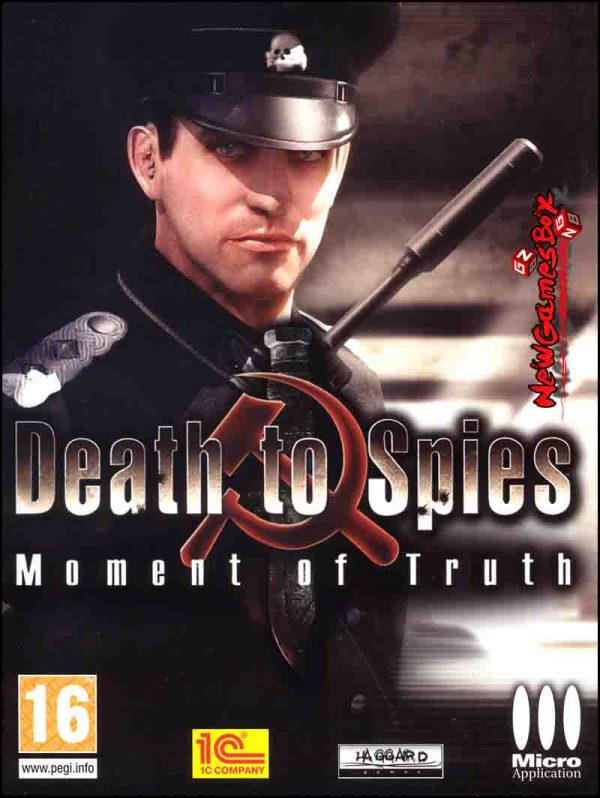 Death to Spies Moment of Truth Free Download