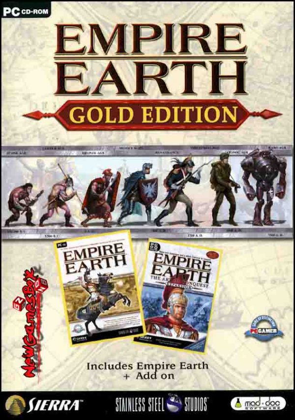 Empire Earth 1 Gold Edition Free Download