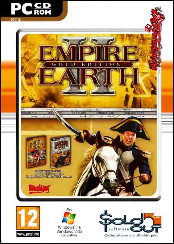 Empire Earth II Gold Edition Free Download