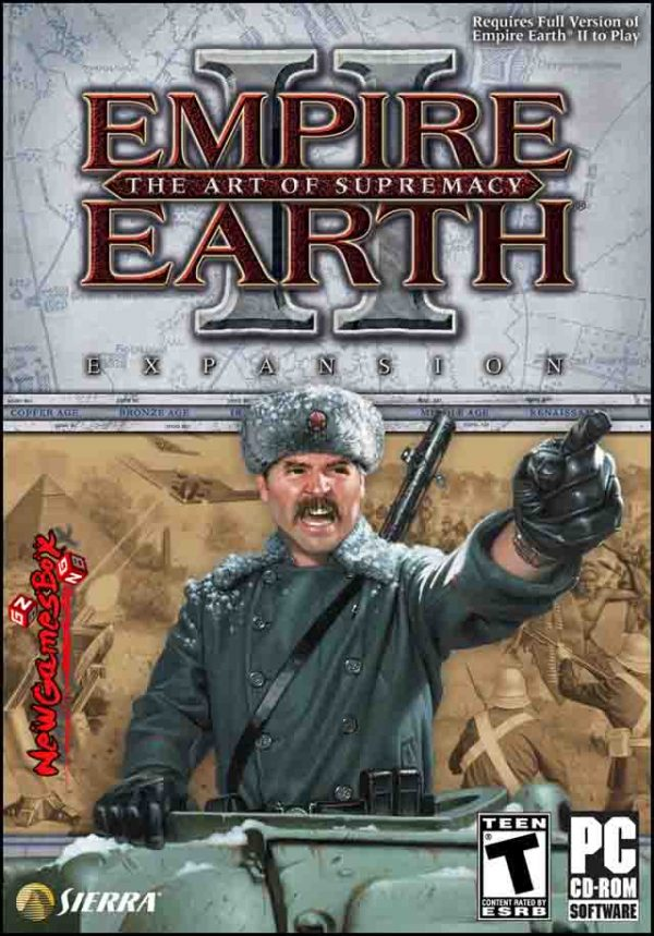 Empire Earth II The Art of Supremacy Free Download