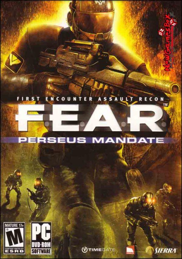 FEAR Perseus Mandate Free Download