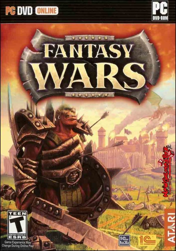 Fantasy Wars Free Download
