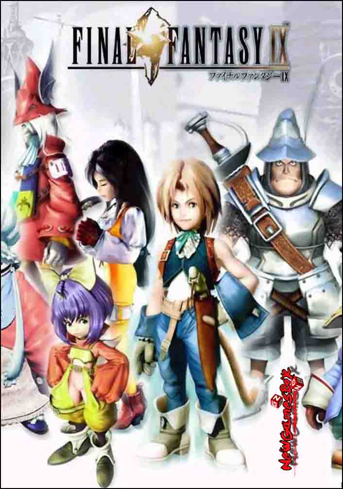Final Fantasy IX Free Download