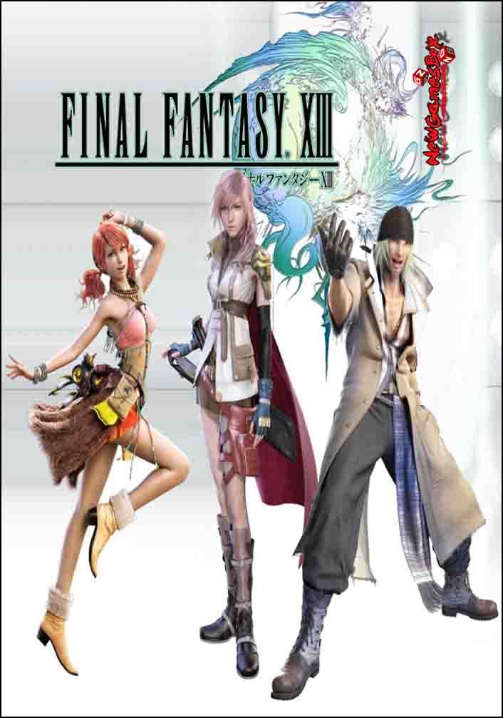 Final Fantasy XIII Free Download