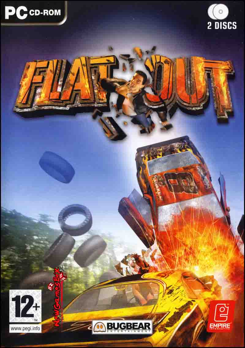 Download Flatout 2 Game Setup For Pc