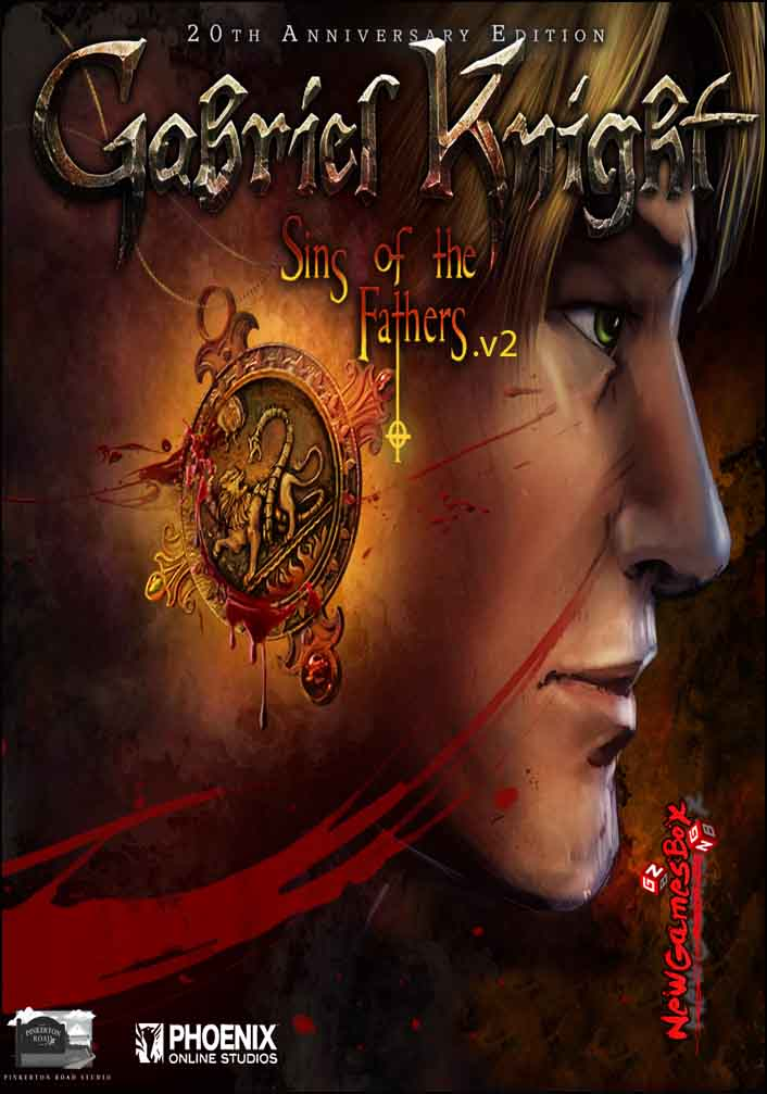 Gabriel Knight Sins of the Fathers Free Download