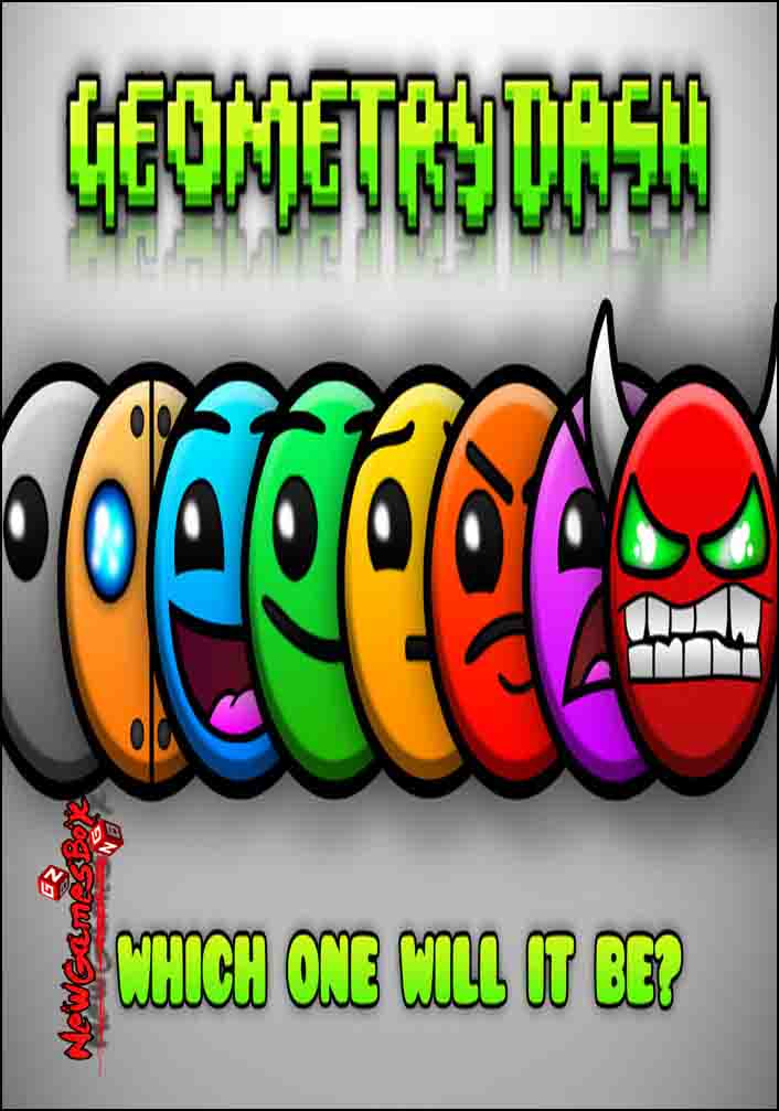 geometry dash download full version pc