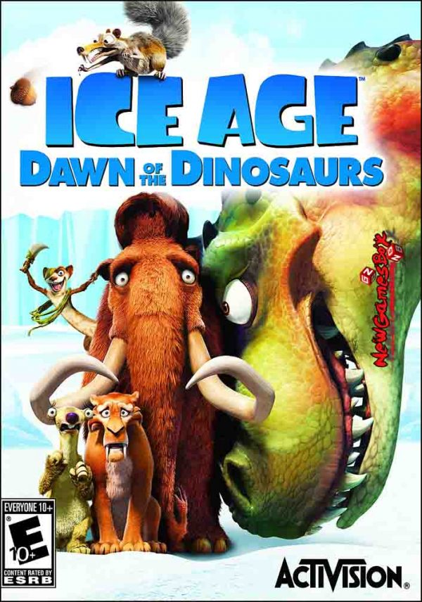 Ice Age 3 Dawn of the Dinosaurs Free Download