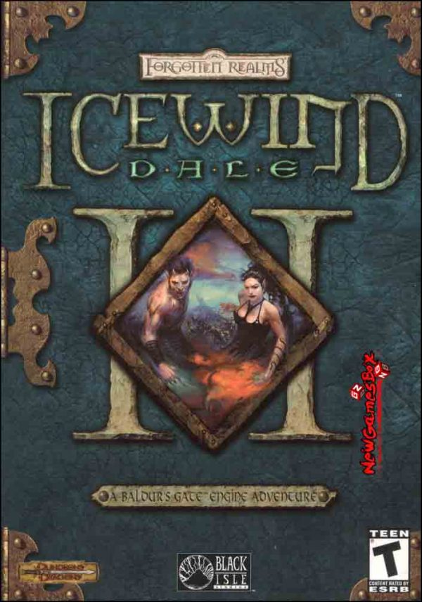 Icewind Dale II Free Download