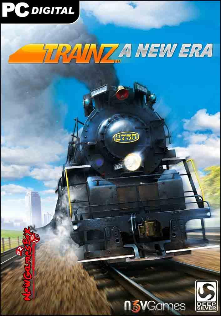 Trainz A New Era Free Download Full Version PC game Setup