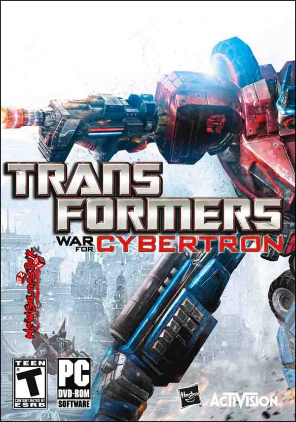 Transformers War for Cybertron Free Download
