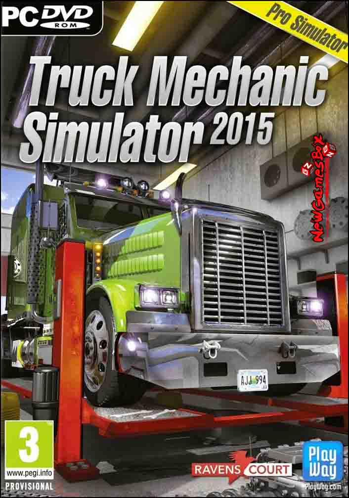 Truck Mechanic Simulator 2015 Free Download Full Version