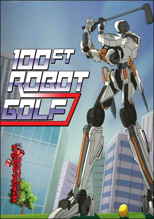 100ft Robot Golf Free Download