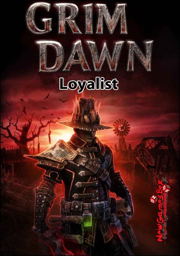 Grim Dawn Steam Loyalist Upgrade Free Download
