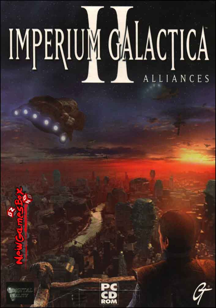 Imperium Galactica II Free Download