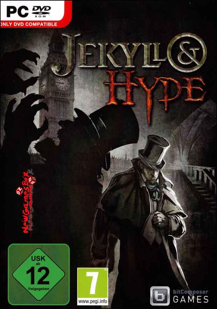 Dr jekyll and mr hyde setup