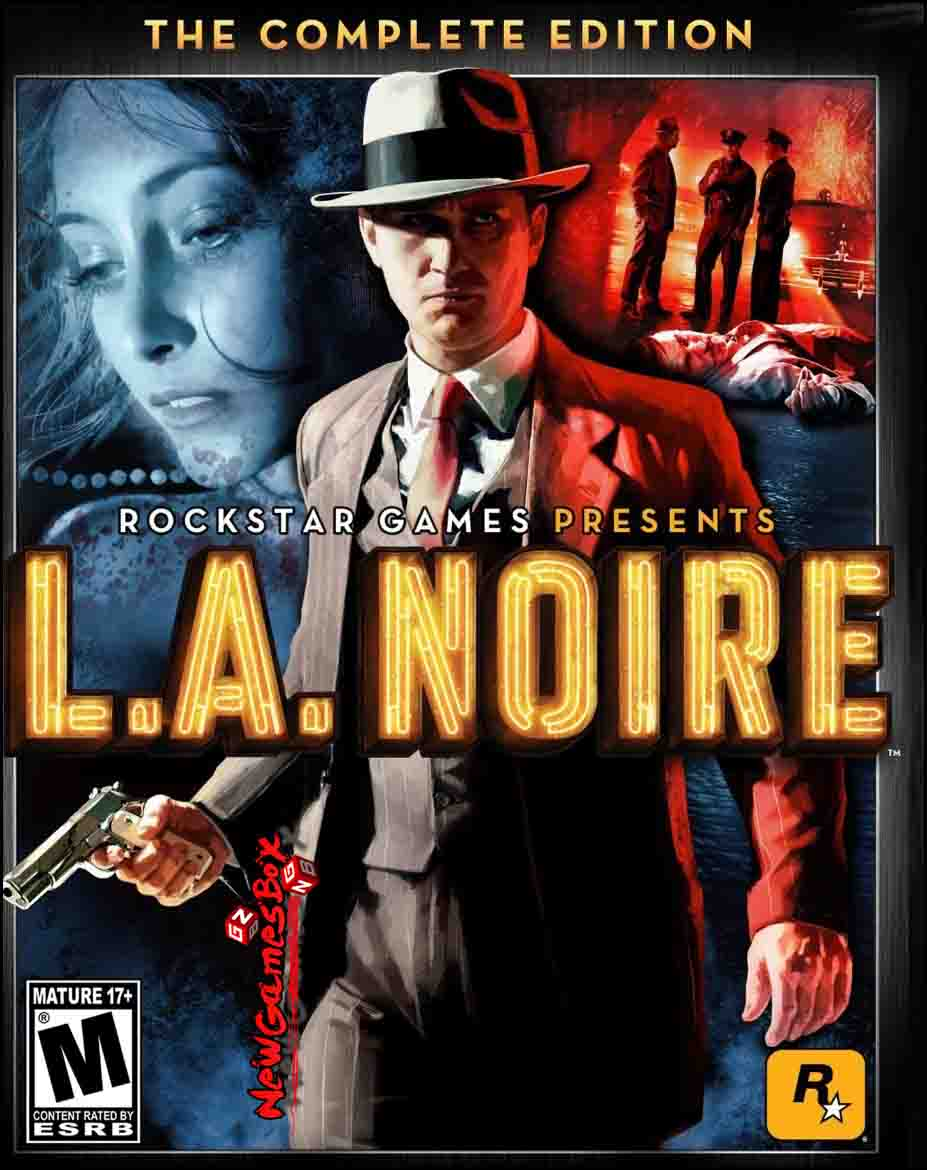 L.A.Noire The Complete Edition Free Download
