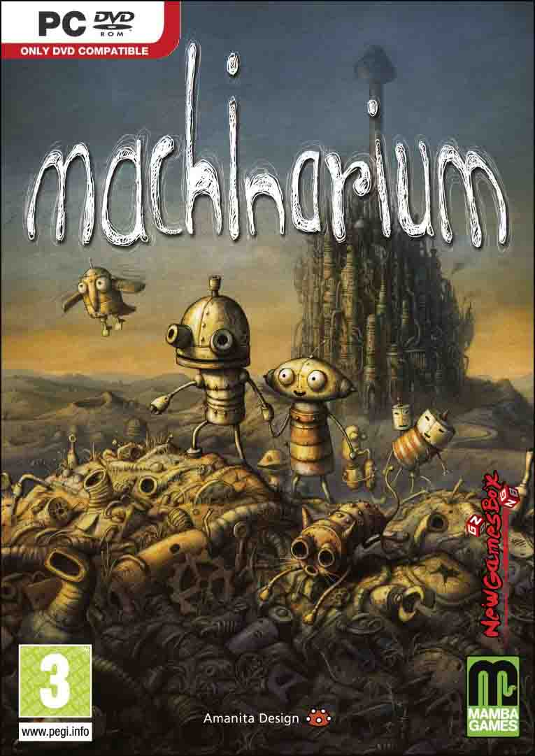 free machinarium download full game