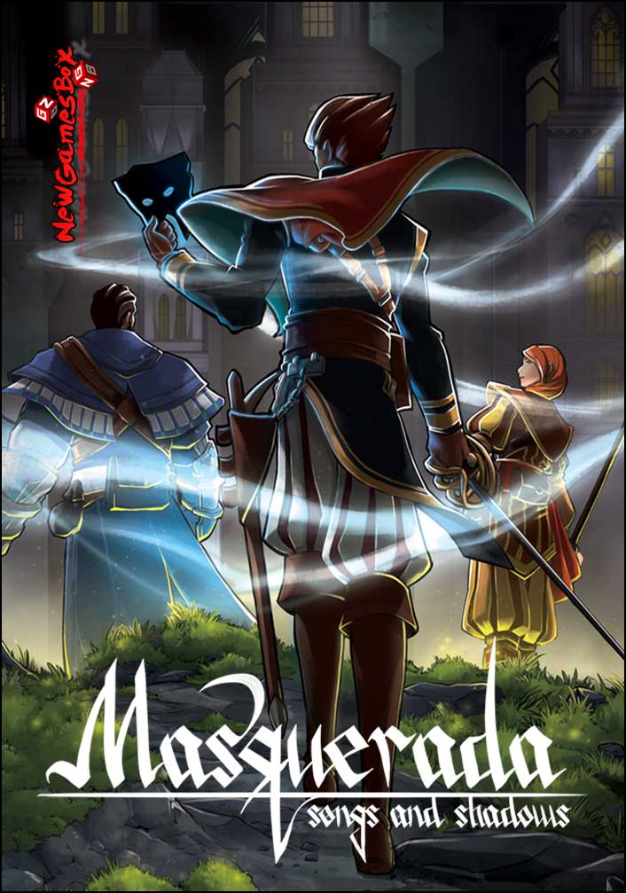 Masquerada Songs and Shadows Free Download