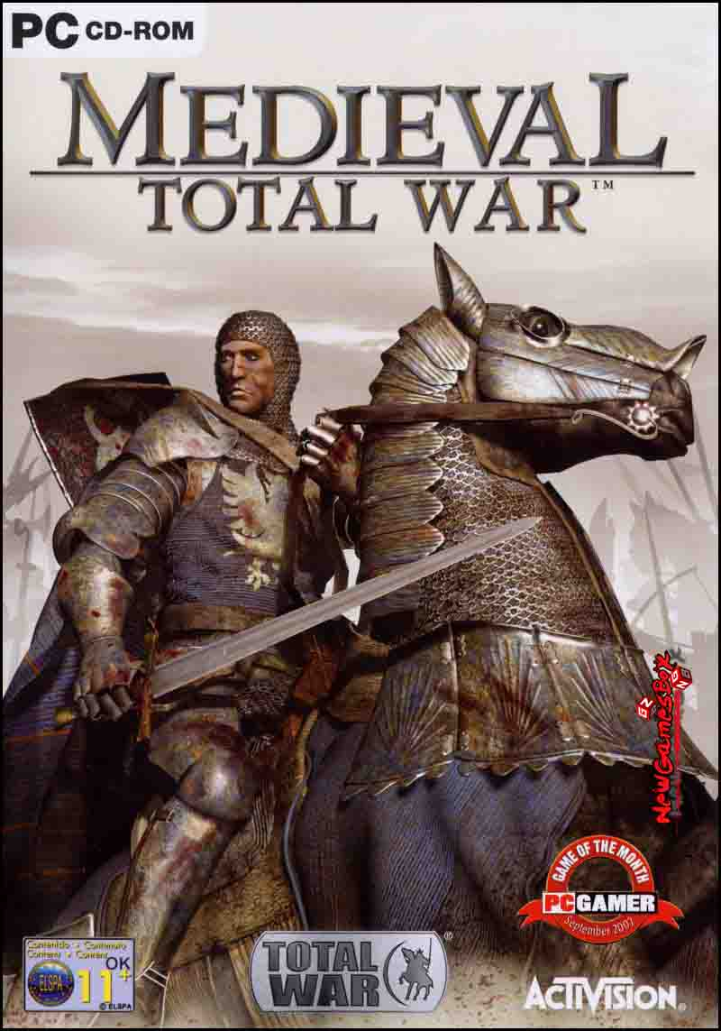 Medieval Total War Free Download PC Full Version Setup