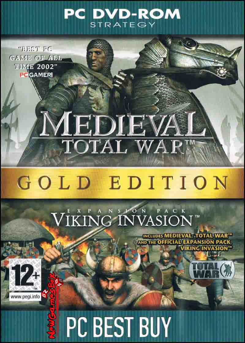 Medieval Total War Gold Edition Free Download Full Version