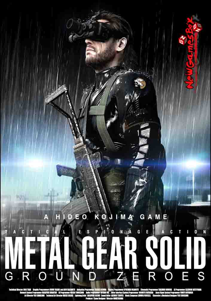 Save 75% on METAL GEAR SOLID V: THE PHANTOM PAIN on Steam