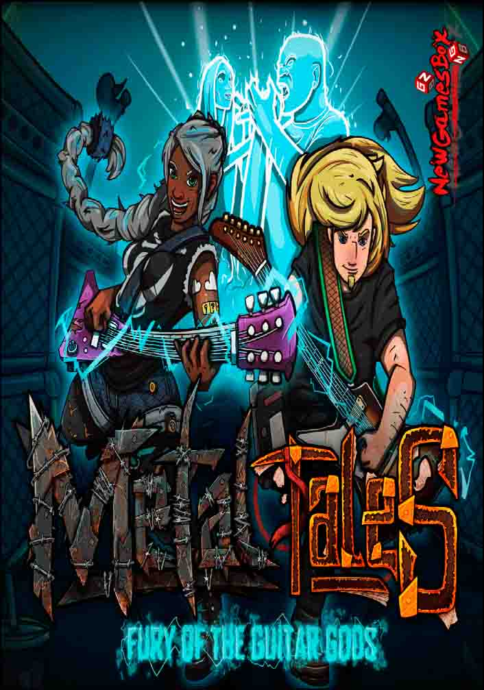 Metal Tales Fury of the Guitar Gods Download