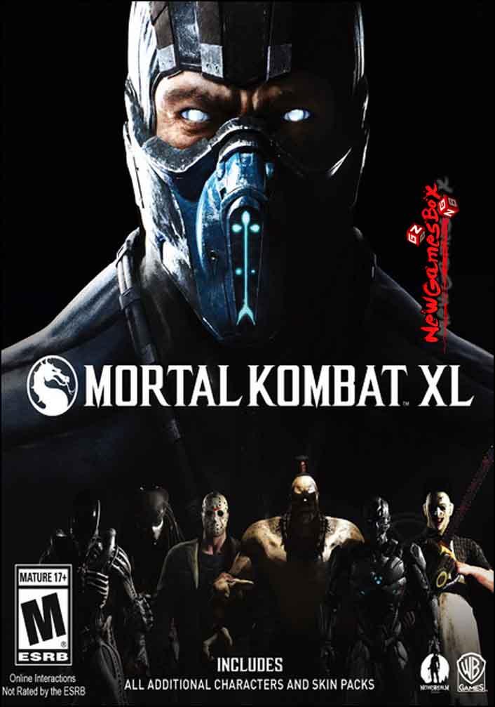 Mortal Kombat XL Free Download PC Game Full Version Setup