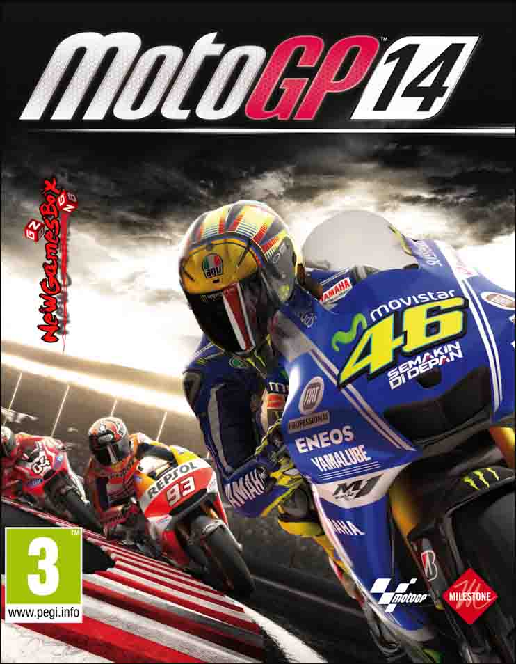 MotoGP 14 Free Download PC Game FULL Version Setup