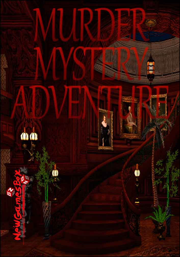 Murder Mystery Adventure Free Download Full Version Setup