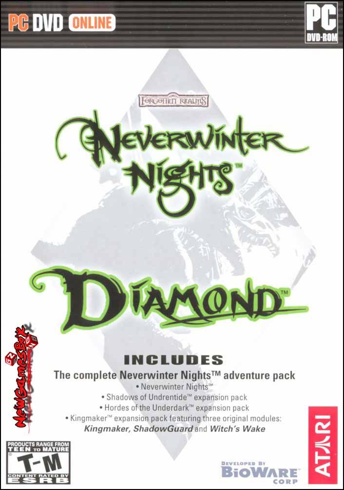 Neverwinter Nights Diamond Free Download