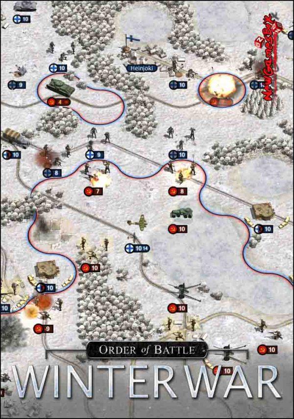 Order of Battle World War II Winter War Free Download