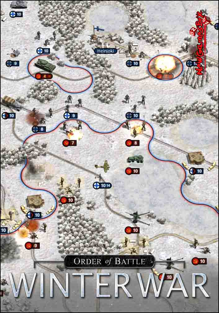 Order of Battle World War II Winter War Free Download