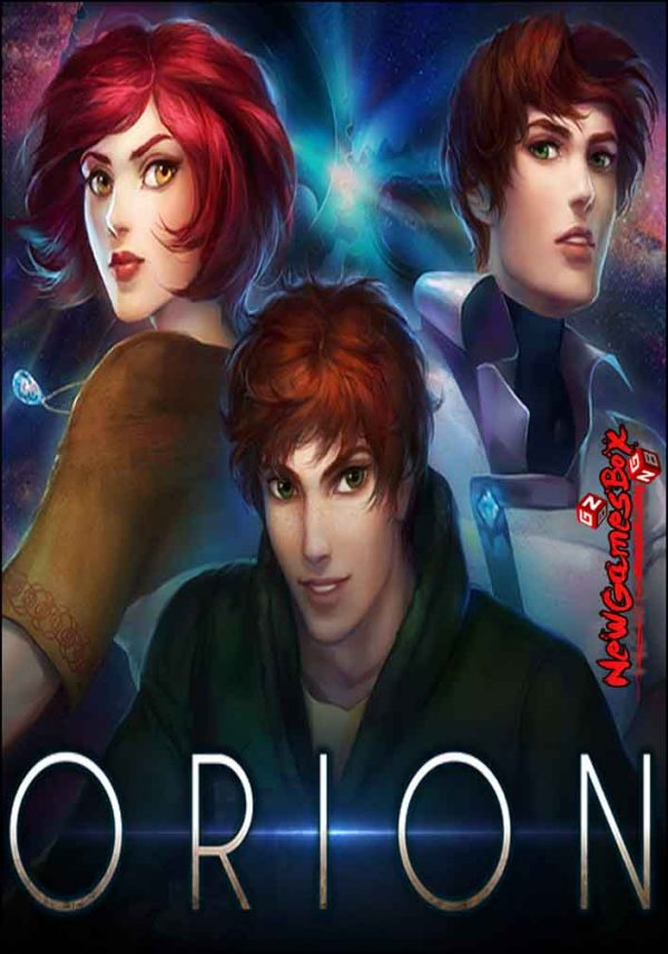 Orion A Sci Fi Visual Novel Free Download