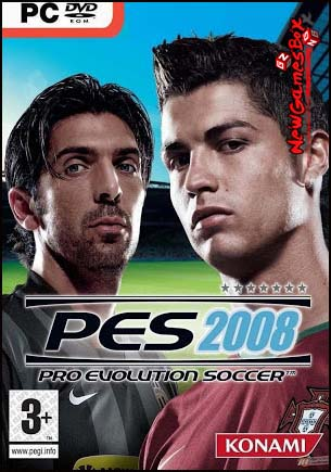 Pro evolution soccer 2008 | download game free pc games full.
