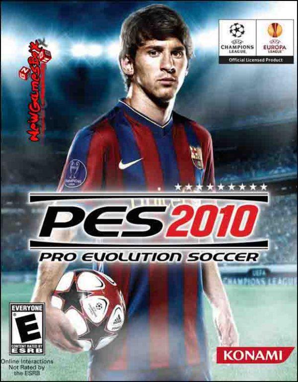 PES 2010 Pro Evolution Soccer Free Download