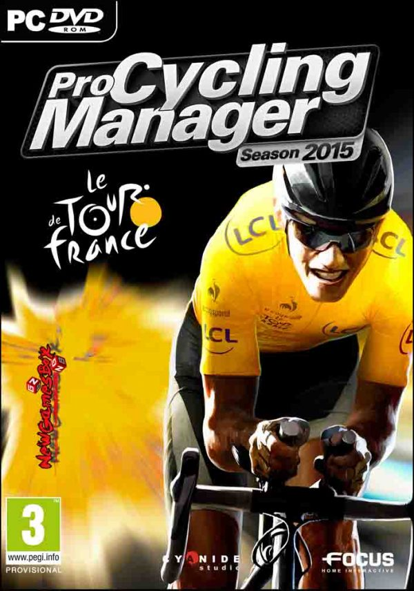 Pro Cycling Manager 2015 Free Download