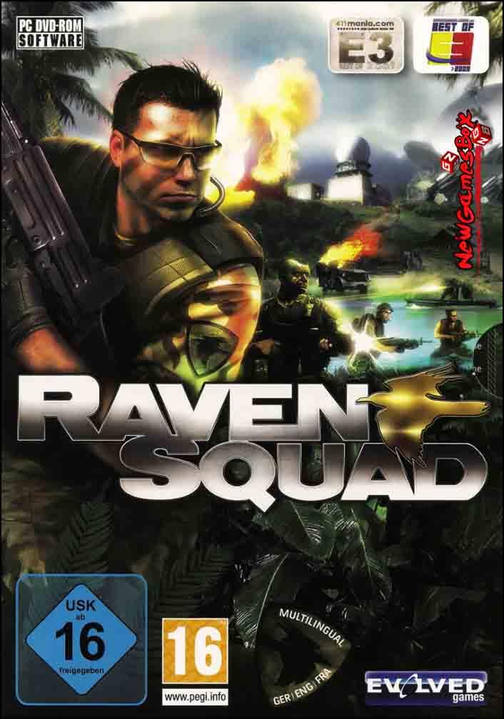 Raven squad descargar