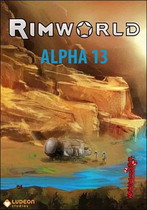 RimWorld Alpha 13 Free Download