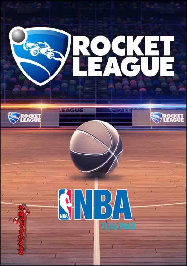 Rocket League NBA Flag Pack Free Download