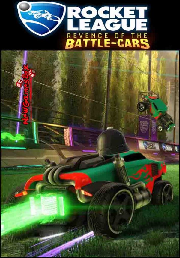 Rocket League Revenge of the Battle Cars Free Download