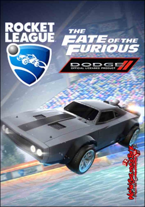 Rocket League The Fate of the Furious Ice Charger Free Download
