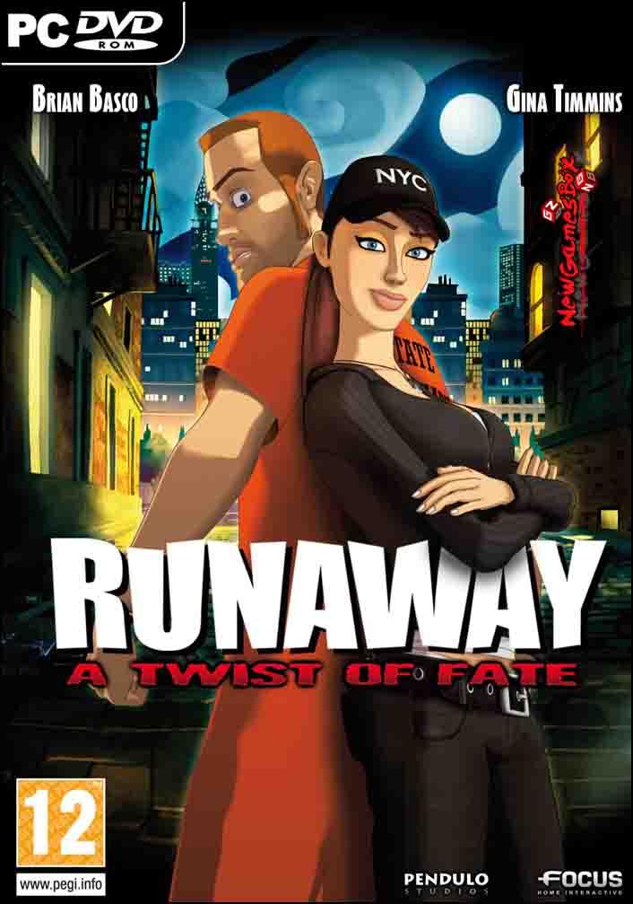 Runaway 3 A Twist of Fate Free Download