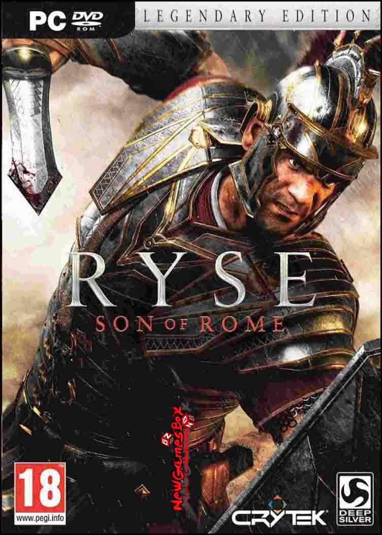 Ryse son of rome pc скачать торрент на русском.
