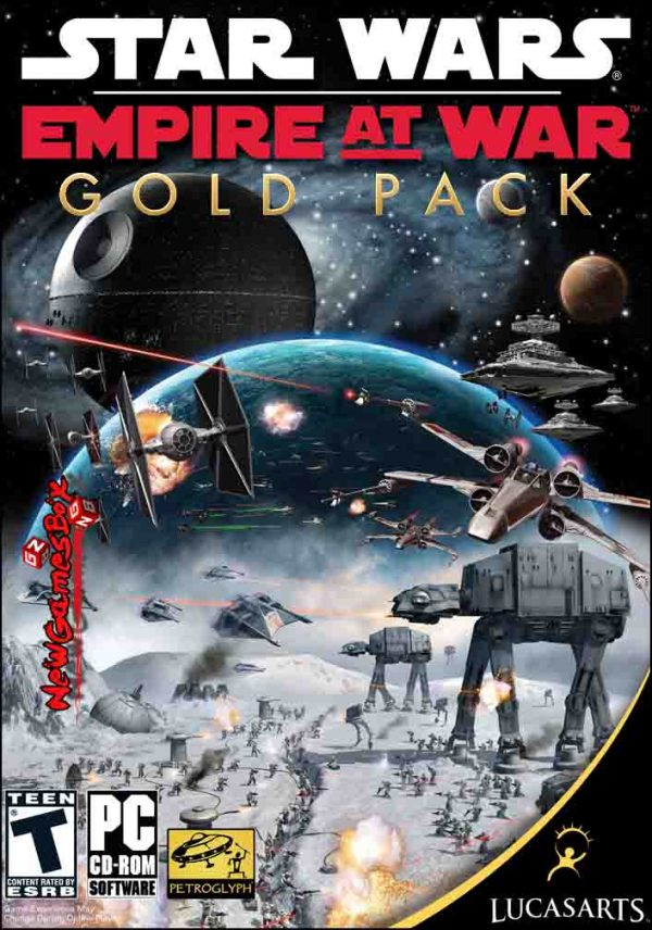 STAR WARS Empire at War Gold Pack Free Download
