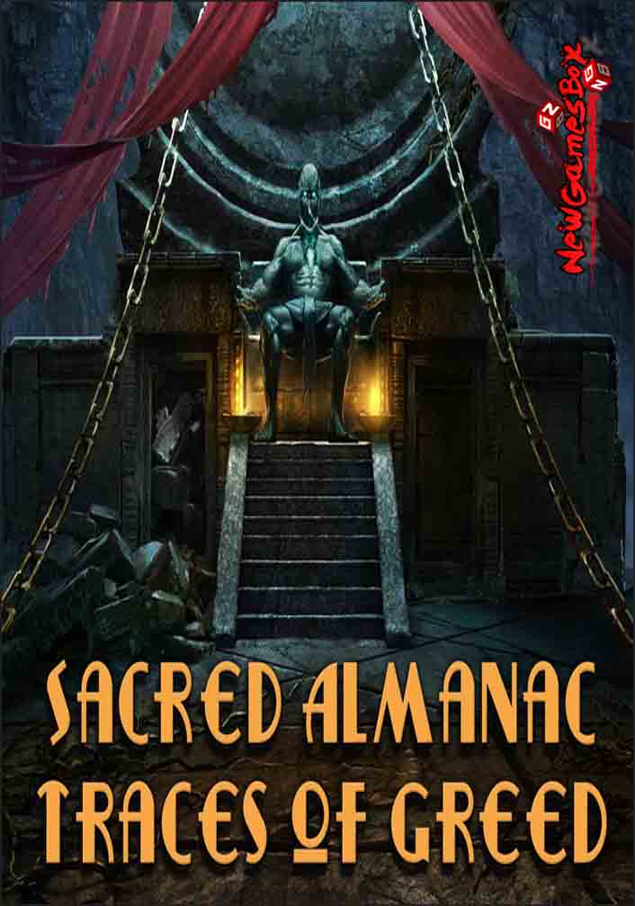 Sacred Almanac Traces of Greed Free Download Full Version
